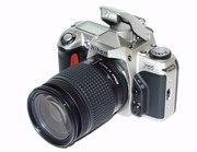 Зеркальный пленочный фотоаппарат Nikon F65