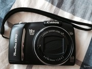 Фотоаппарат Canon PowerShot SX110IS