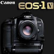 Продам новую фотокамеру Canon EOS-1V HS