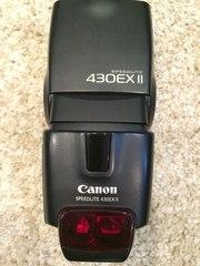 Продам фотовспышку Сanon Speedlite 430EX