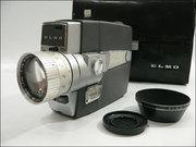 Кинокамера Elmo zoom 8-TL. Япония