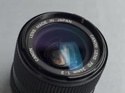 Объектив Canon FDn 24/2 б/у в отличном состоянии