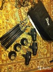 Комплект для фотостудии Rekam Professional Lightning