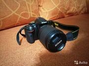 Nikon D5200 + Nikor 18-140 3.5-5.6