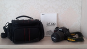 Nikon D5100 Kit 18-55mm VR черный