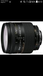 Продам объектив Nikon 24-85 f/2.8-4d