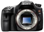 Sony Alpha SLT-A65 и 2 объектива Sony 18-55,  Sony 55-200,  2-й аккум.