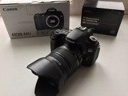 Фотоаппарат Canon EOS 60d +объективы Sigma и Canon